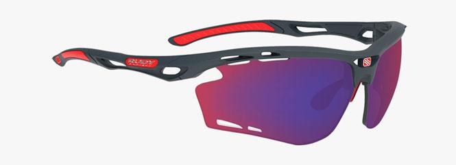 Rudy Project Propulse Prescription Sunglasses with ImpactRX Lenses