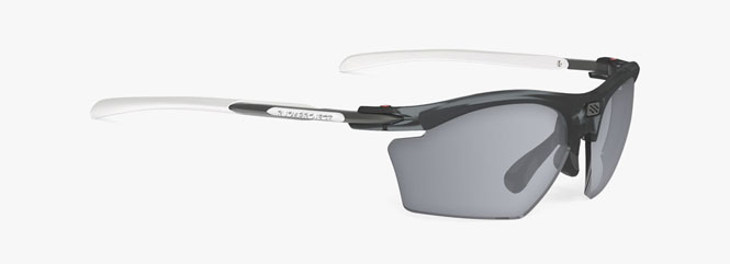 Rudy Project Rydon Slim Prescription Sunglasses with ImpactRX Lenses