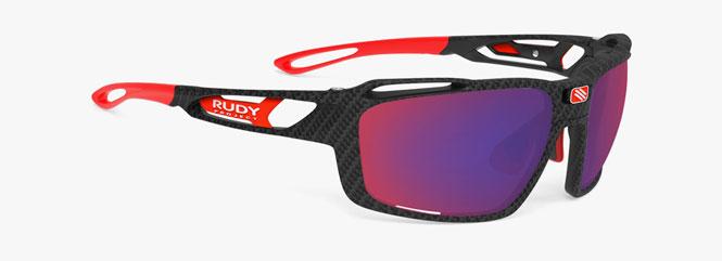 Rudy Project Sintryx Prescription Sunglasses with ImpactRX Lenses
