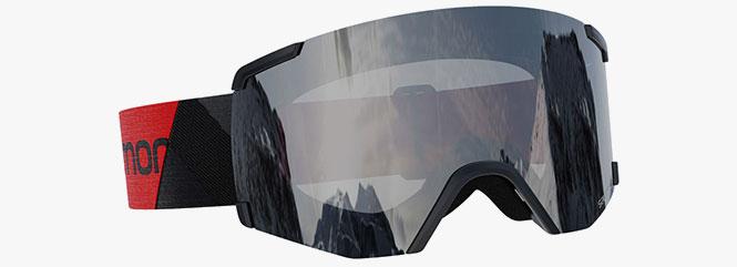 Salomon S View Ski Goggles