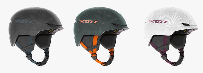 Scott Keeper 2 Ski Helmet