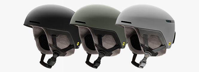 Smith Code Ski Helmet