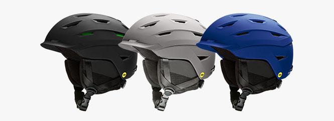 Smith Level MIPS Ski Helmet