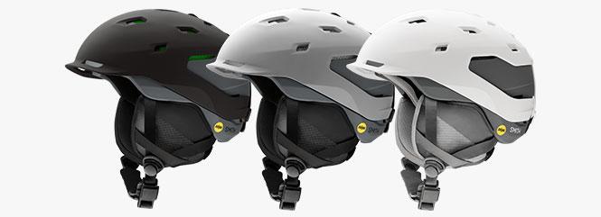 Smith Quantum MIPS Ski Helmet