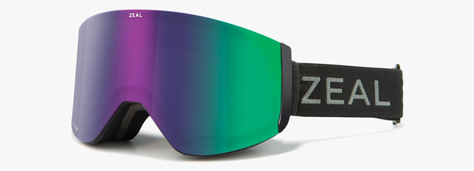 Zeal Optics Hatchet Ski Goggles