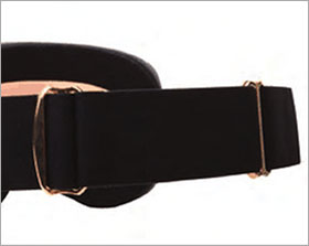 Dragon Goggles - Frame Technology - Adjustable 1.5 Inch Strap