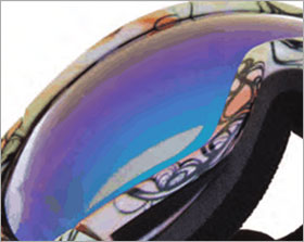 Dragon Goggles - Lens Technology - Optically Correct Lens System