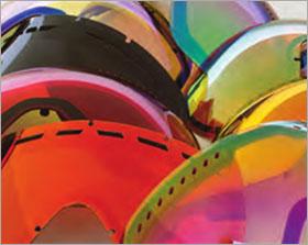 Dragon Goggles - Lens Technology - Replaceable Lenses