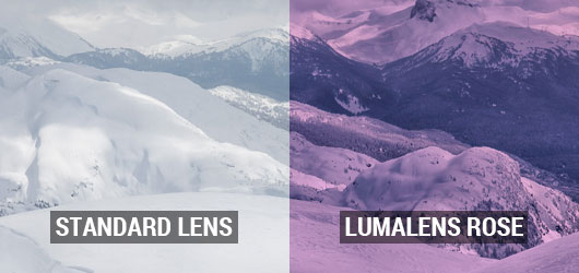 Dragon Goggles - Lumalens Comparison
