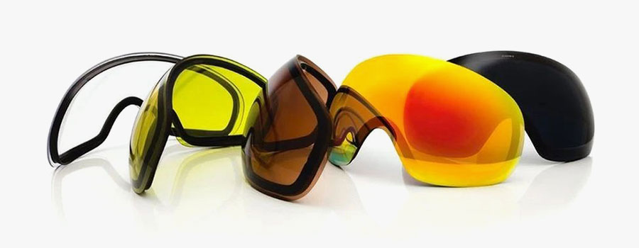 Electric Goggle Lenses