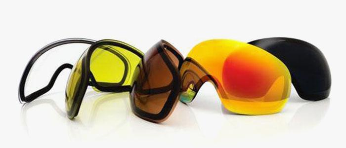 Electric Ski Goggle Lenses
