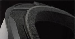 Giro Goggles Technology - Triple-Layer Face Foam