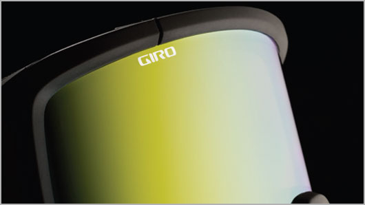 Giro Goggles Technology - Thermoformed Cylindrical Lens