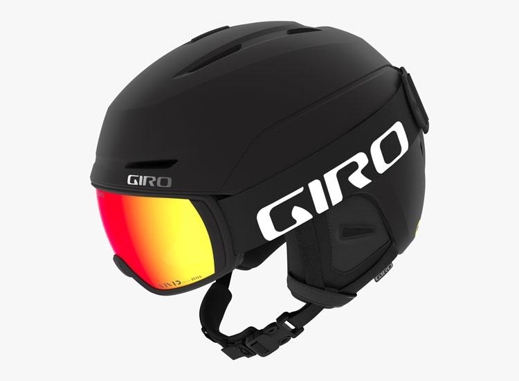 Giro Ski Helmets - Conform Fit Technology