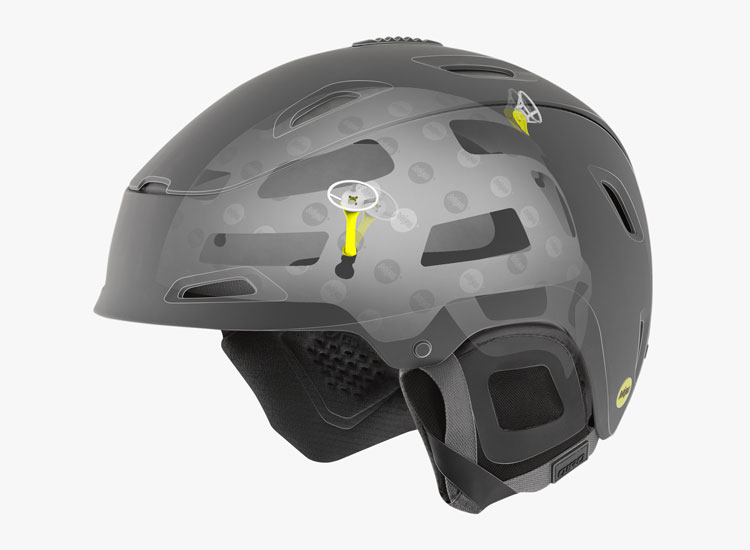Giro Ski Helmets - Giro MIPS Technology