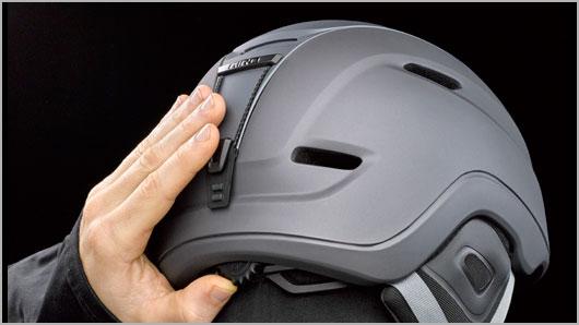 Giro Helmet Technology - In Form 2 Fit System