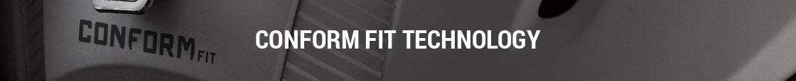 Giro Helmet Technology - Conform Fit Technology