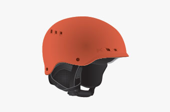 Anon Helmets - Endura-Shell Construction