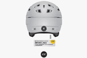 Anon Helmets - ICEdot Emergency ID