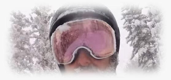 Ski Goggle Prescription Inserts - Outdoors Demo