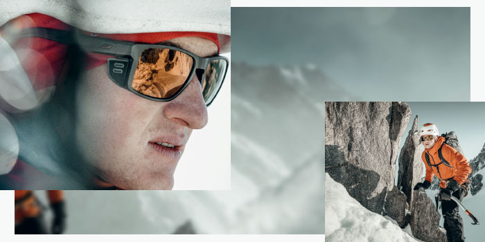 Julbo Mountaineering Sunglasses