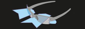 Julbo Sunglasses Technology - Full Venting