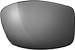 Julbo Sunglasses Lenses - Grey w/Flash Mirror (Spectron 3+)