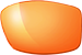 Julbo Sunglasses Lenses - Orange (Spectron 1)