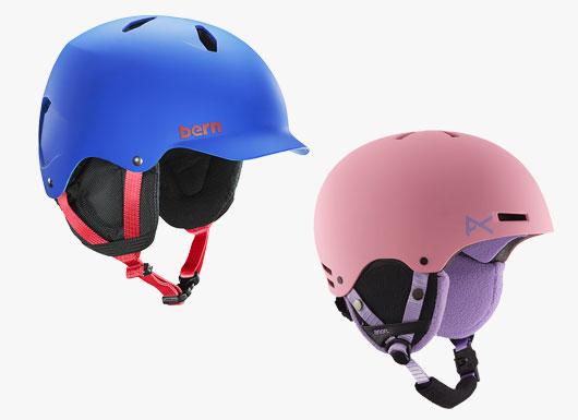 Helmet Guide - Hardshell Construction