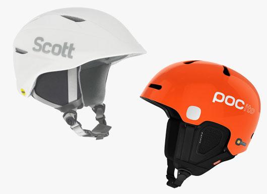 Helmet Guide - In-Mold Construction