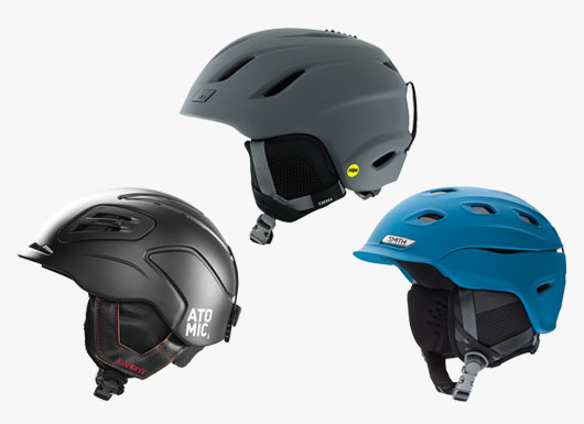 Helmet Guide - In-Mold Construction
