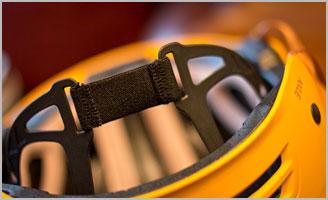 Helmet Guide - Strap Fit System