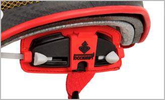 Helmet Guide -  Crank Fit System