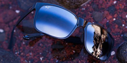 Maui Jim Prescription Lens Styles - BiGradient Mirror
