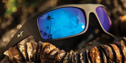 Maui Jim Prescription Lens Styles - Solid Mirrors