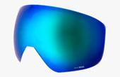 Melon Goggles - Sonar Blue Chrome