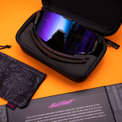 Melon Optics Alleycat - Accessories Included