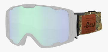 Melon Ski Goggles - Choose Your Strap