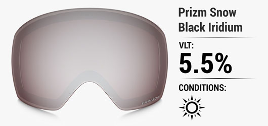 Oakley Ski Goggles - Prizm Snow Lens Technology