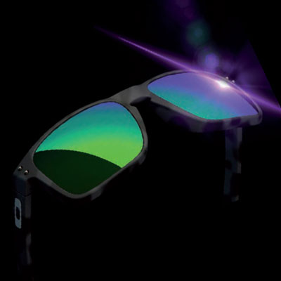 Oakley Lenses - Iridium Mirrors