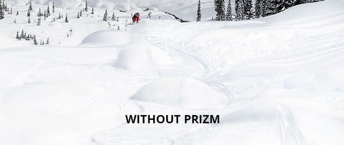Without PRIZM