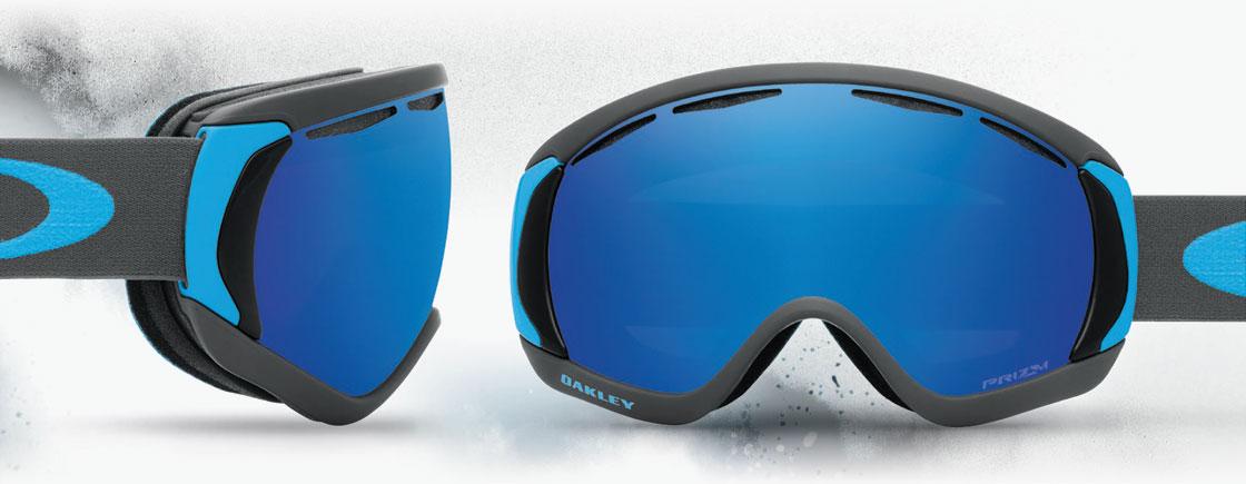 oakley goggle glasses  Oakley Canopy Ski Goggles - Oakley Goggles - RxSport