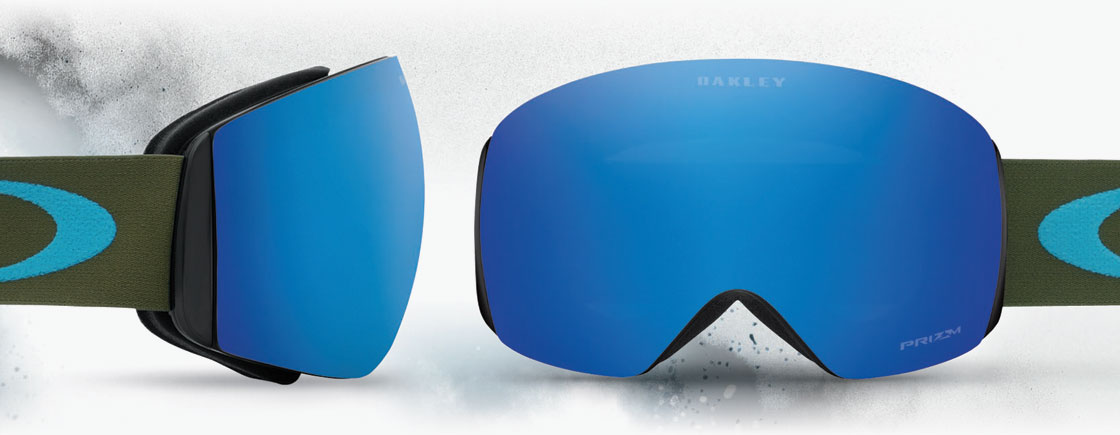 oakley ski lenses  Oakley Flight Deck Prescription Ski Goggles - Prescription Ski ...
