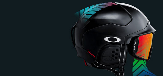 Oakley Helmets - Interchangeable Helmet Brims