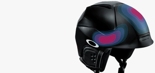 Oakley Helmets - Defined Impact Points