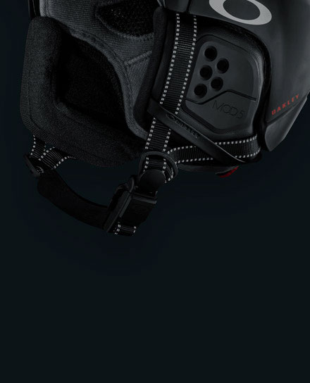 Oakley Helmets - Removable Earpads