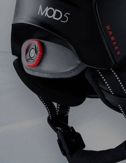 Oakley Helmets - BOA Fit System