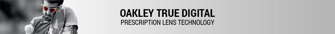 Oakley Prescription Sunglasses - Oakley True Digital Technology