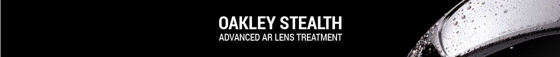 Oakley Prescription Sunglasses - Oakley Stealth Anti-Reflection