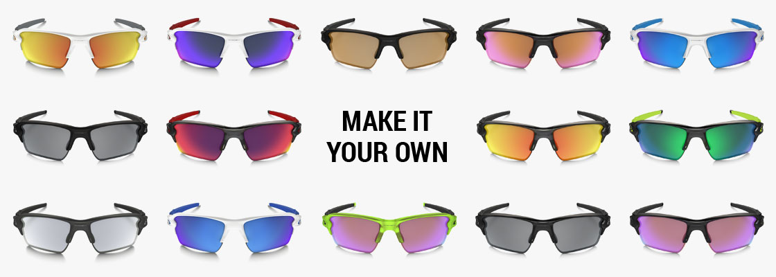Oakley Prescription Sunglasses - Customise Your Eyewear